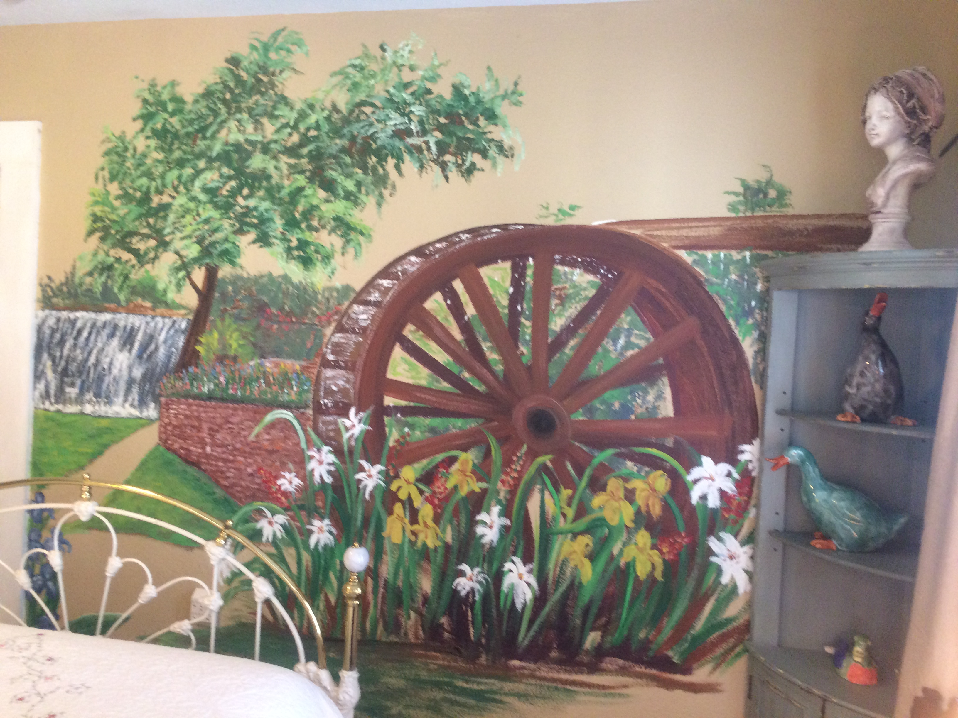 Mill Pond Mural